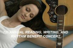 Reading, Writing, and Rhythm Benefit Concert