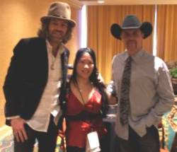Estella with Big & Rich