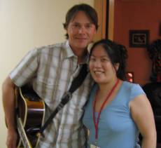 Bryan White and Estella
