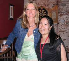Kassie DePaiva and Estella