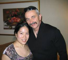 Aaron Tippin and Estella